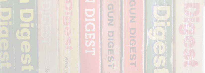 Group of Gun Digest