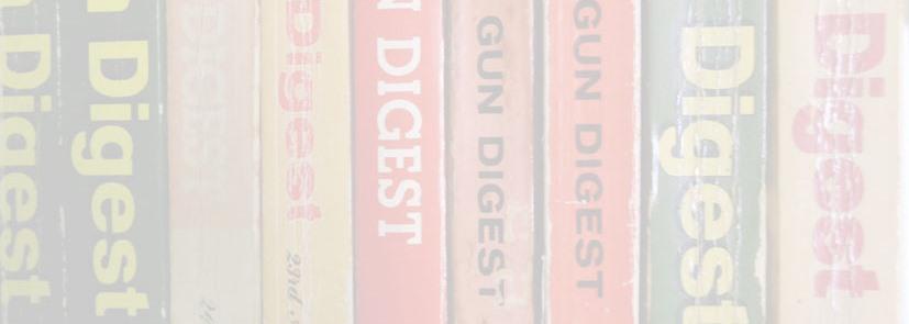 Group of Gun Digest