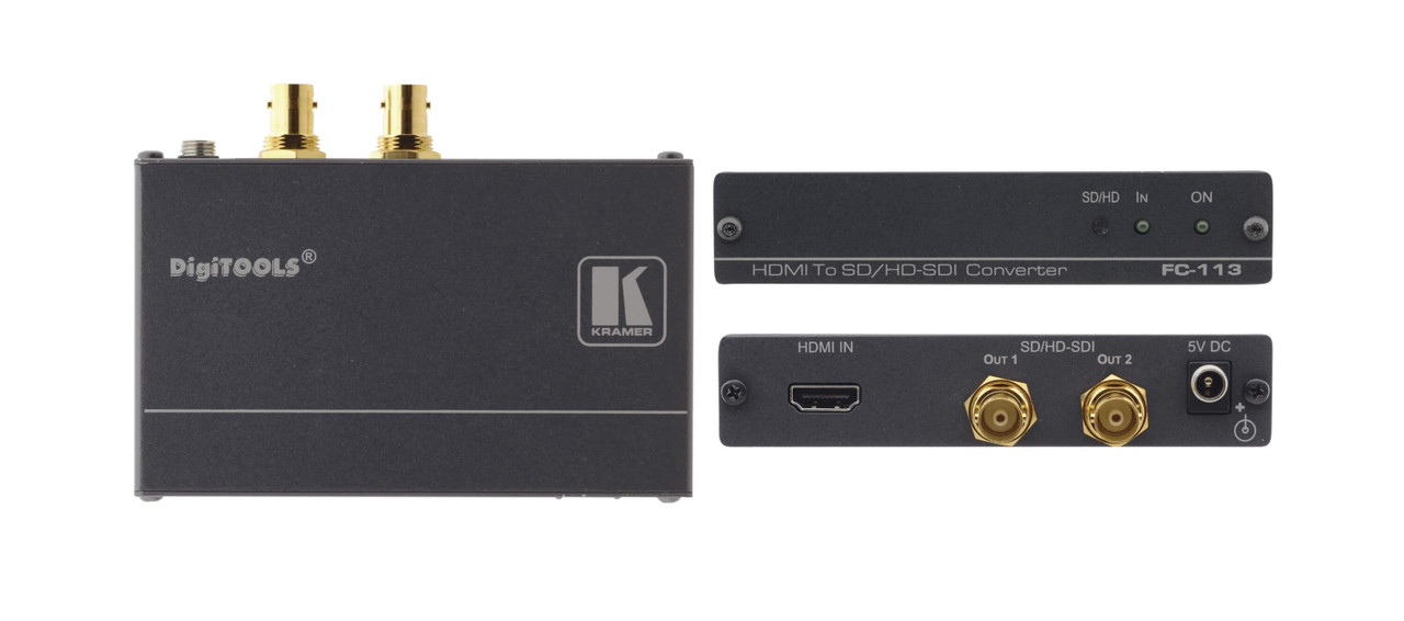 Scalers & Converters
