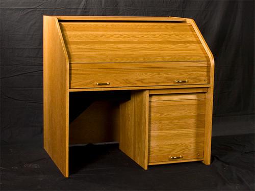 HRSTD-II High Rise Standard Rolltop Desk
