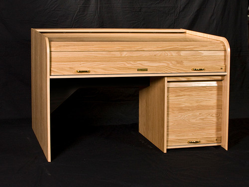 EXTRT-II Extended Rolltop Desk