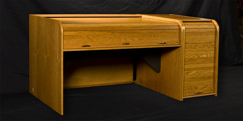 INSEXT-II Inspire Extended Rolltop Desk