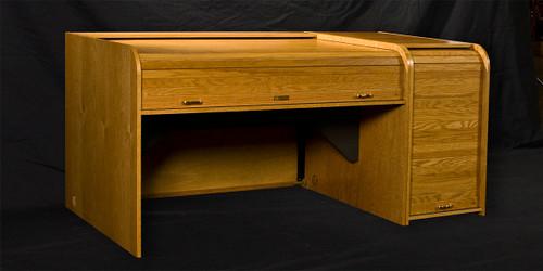 INSEXT-II Inspire Extended Rolltop Desk