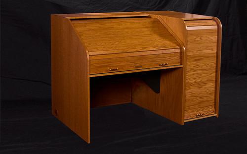 INSHRS-II Inspire High Rise Standard Rolltop Desk