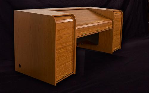 INSRTC-II Inspire Rolltop Custom Desk