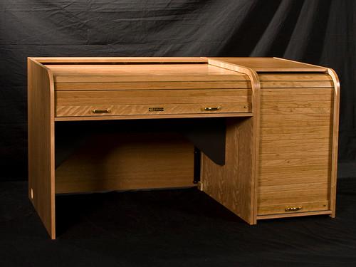INSSTD-II Inspire Standard Rolltop Desk