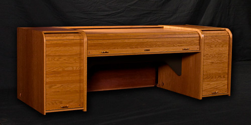 INSXT-II Inspire Super Extended Rolltop Desk