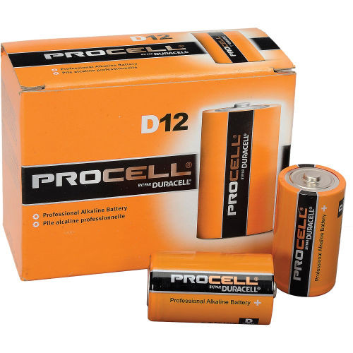 Duracell PC1300 D Batteries