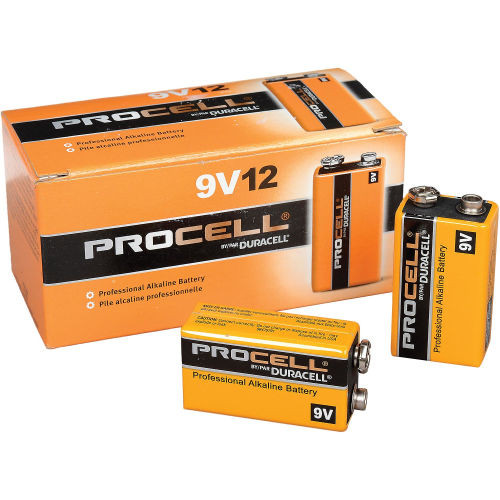 Duracell PC1604 9V Batteries