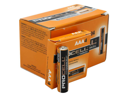 Duracell PC2400 AAA Batteries