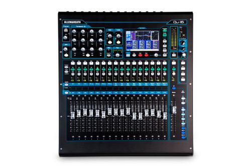 QU 16 - 16 Channel Digital Mixing Console