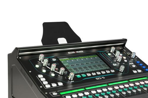 Allen-Heath SQ5 Digital Mixer with tablet bracket