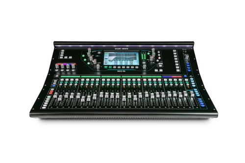 SQ-6  48 Channel 36 Bus Digital Mixing Console