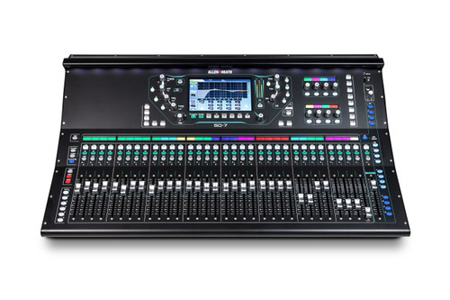 SQ-7  48 Channel 36 Bus Digital Mixing Console
