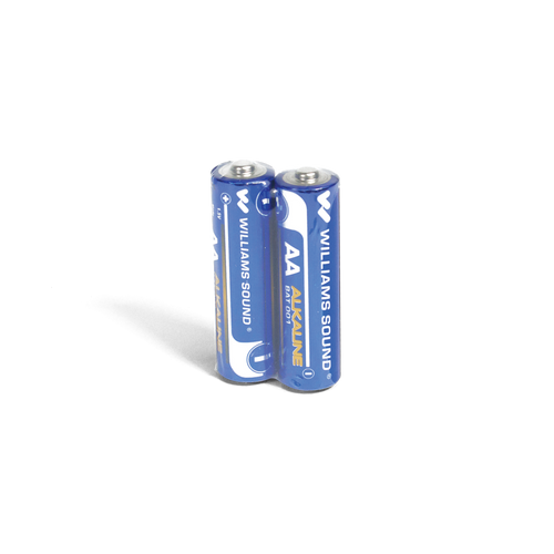 Williams Sound BAT 001-2 Alkaline Batteries