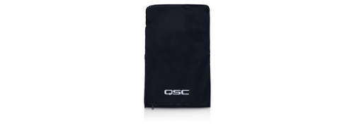 QSC K-series Outdoor Cover, front view