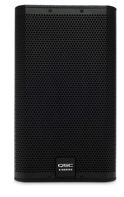 QSC E110 10-inch 2-way Passive Loudspeaker, front view
