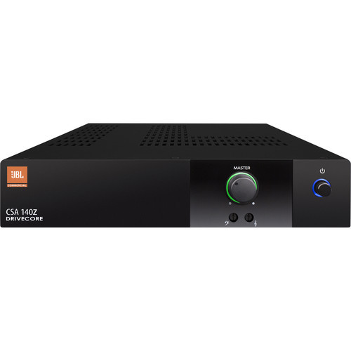 JBL CSA140Z 70v Amplifier, front view