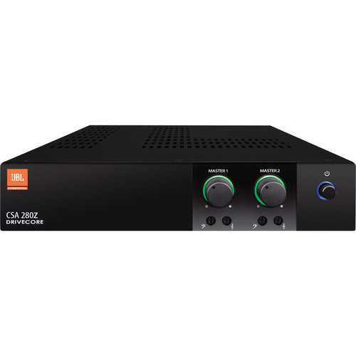 JBL CSA280Z 70v Amplifier, front view