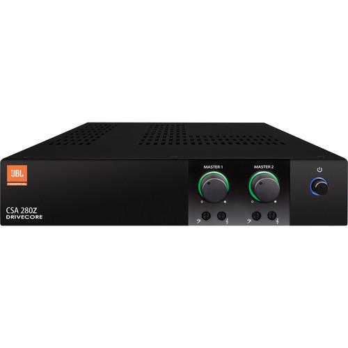JBL CSA280Z 70v Amplifier, front view