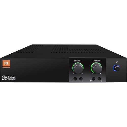 JBL CSA2120Z 70v Amplifier, front