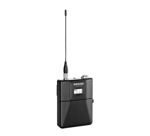 Shure QLXD1 Digital Wireless Bodypack Transmitter