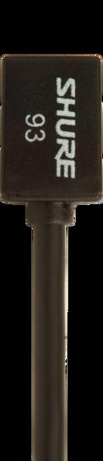Shure WL93 Mini Omnidirectional Lavalier Microphone
