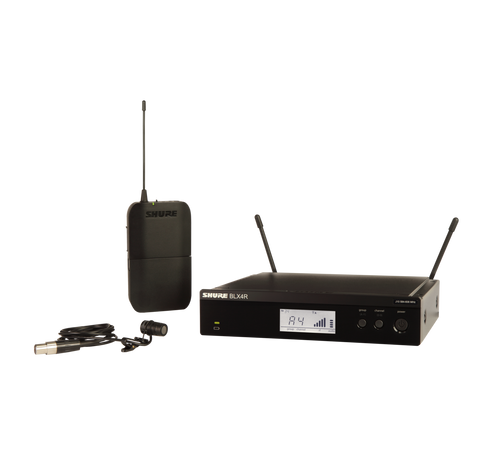 Shure BLX14R/W85 Wireless Lavalier Microphone System