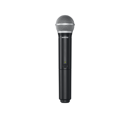 Shure BLX2/PG58 Wireless Handheld Transmitter with PG58 Microphone