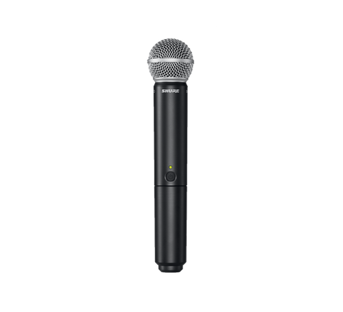 Shure BLX2/SM58 Wireless Handheld Transmitter with Beta58 Microphone