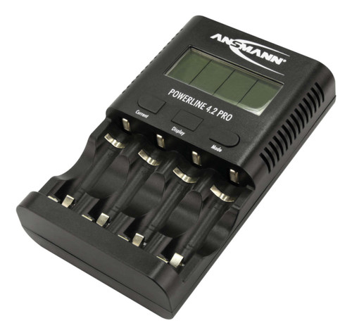 Ansmann Powerline 4.2 Pro Battery Charger