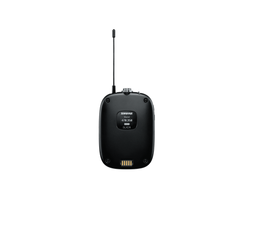 Shure SLXD1 Digital Wireless Bodypack Transmitter