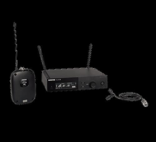 Shure SLXD14/93 Digital Wireless System with WL93 Lavalier  Microphone