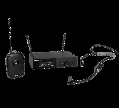 Shure SLXD14/SM35 Digital Wireless Headset System