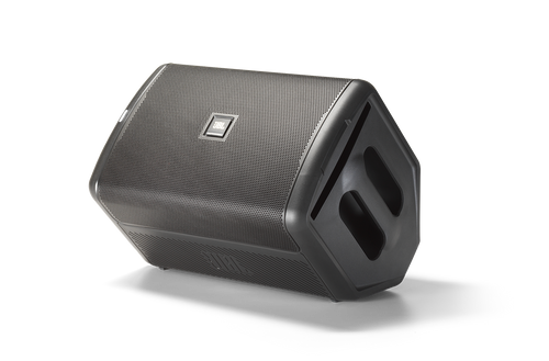 JBL EON ONE COMPACT   Battery-Powered Portable PA with Professional-Grade Mixer, front view 1