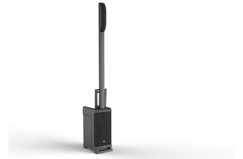 JBL EON ONE PRO  Battery-Powered, 7-Channel, Portable Linear-Array PA System, front view