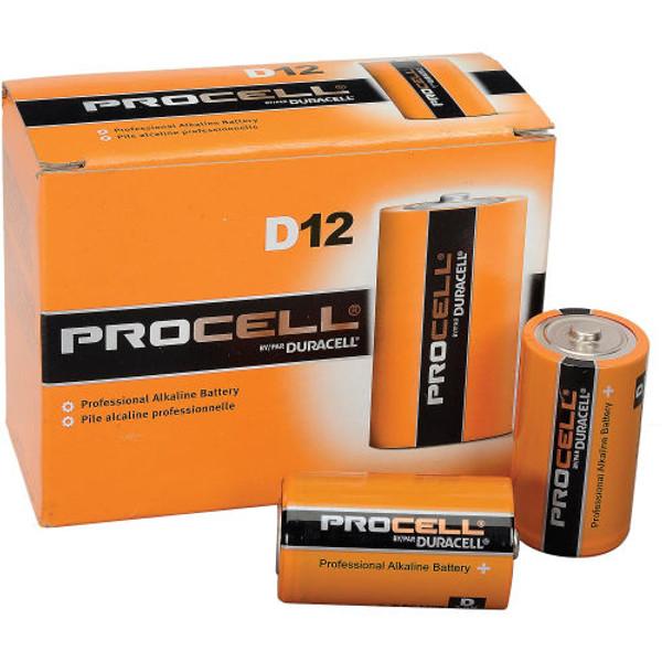 Duracell PC1300 D Batteries