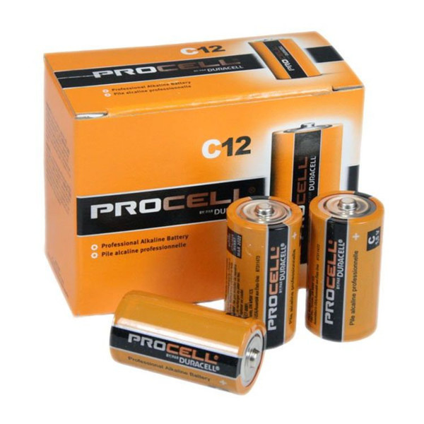 Duracell PC1400 C Batteries