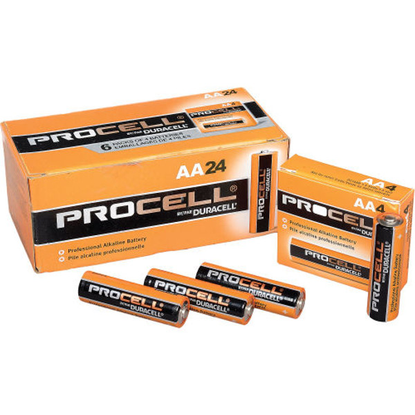 Duracell PC1500 AA Batteries