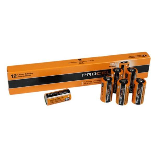 Duracell PL123 3v Batteries