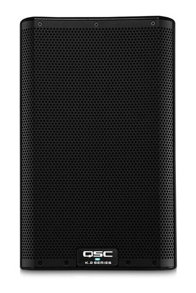 QSC K12.2 Active 12-inch 2-way Loudspeaker, front view