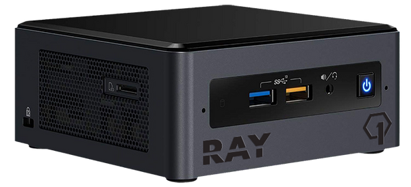 Living As One E1210 Ray Single-Channel Encoder