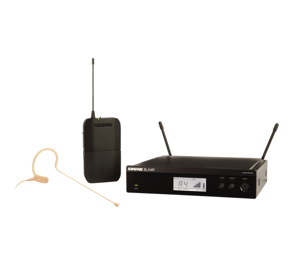 Shure BLX14R/MX53 Wireless Headset Microphone System
