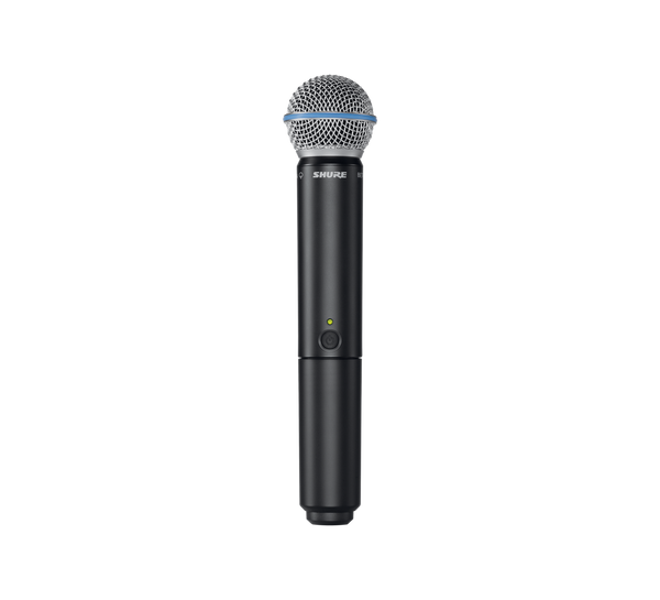 Shure BLX2/B58 Wireless Handheld Transmitter with Beta58 Microphone