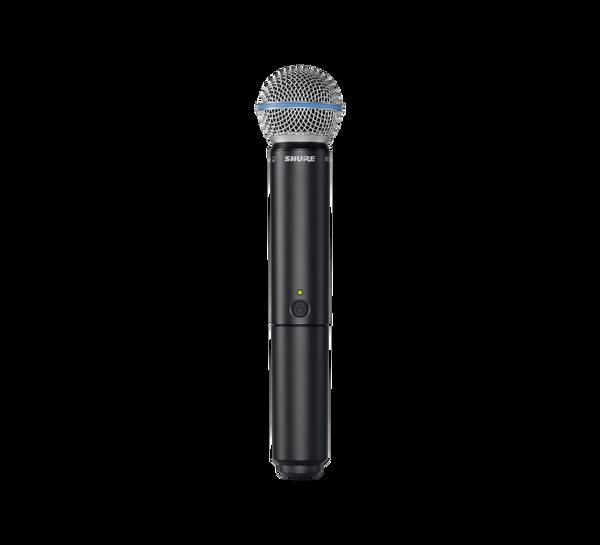 Shure BLX2/B58 Wireless Handheld Transmitter with Beta58 Microphone