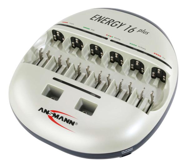 Ansmann Energy 16 Plus Battery Charger