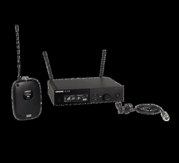 SLXD14/85 Digital Wireless System with WL185 Lavalier  Microphone