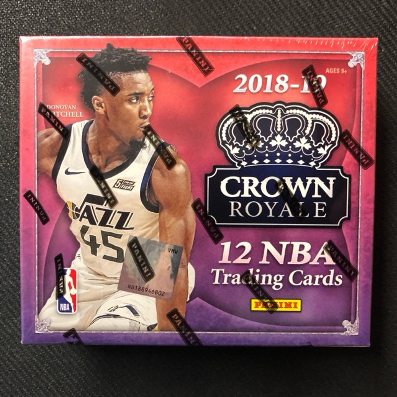 201819 Panini Crown Royale Basketball Hobby Box
