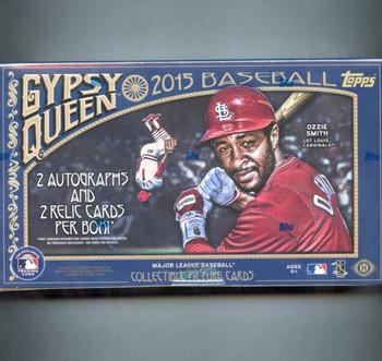 2015 Topps Gypsy Queen Baseball