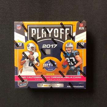 2017 Panini Playoff Football Hobby Box